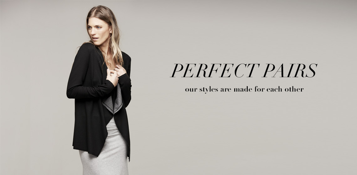 Perfect Pairs - Our styles are made for each other